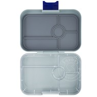 Yumbox YumBox Tapas 5 Compartment - Flat Iron with Non-illustrated Tray