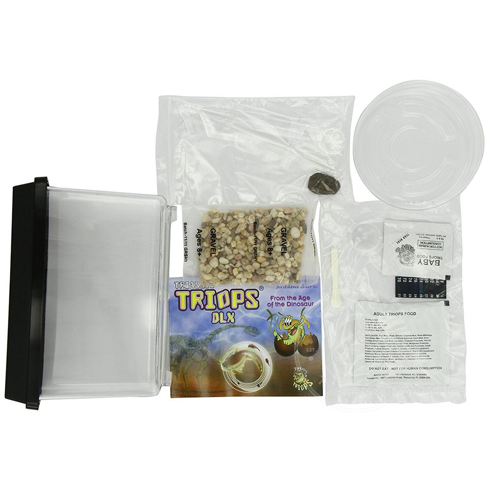 Home Triassic Triops Deluxe