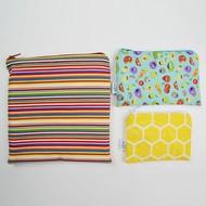 Heidi & Finn Heidi & Finn ReUsuable Snack Bag 3 Pack Bundle