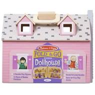 Melissa & Doug Melissa & Doug Fold & Go Dollhouse