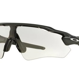 Oakley Radar EV Path Steel w/Clr to Blk Photo