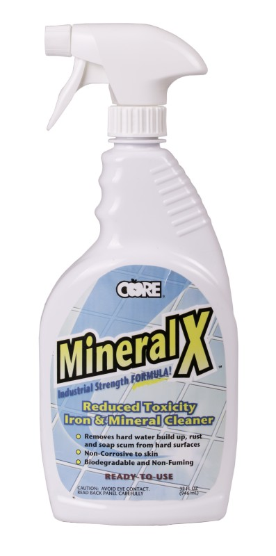 CORE Products Core Mineral X 32oz Tile Cleaner