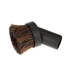 CVS Round Horse Hair Dusting Brush - Black