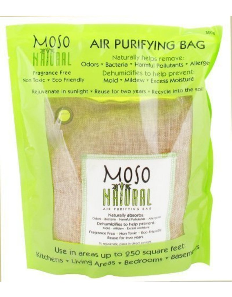 Ecker Enterprises Moso Natural 500G Bag - Green
