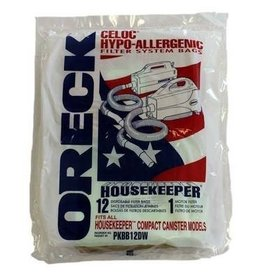 "Oreck Oreck Type ""Buster B"" Bag - 12 Pack"