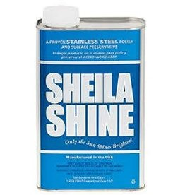 Sheila Shine, Stainless Steel Polish and Preservative