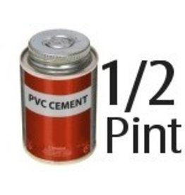 CVS 1/2 Pint of PVC Cement - Glue