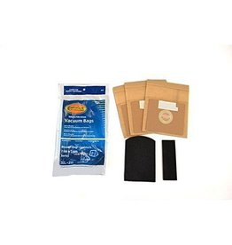 Bissell Bissell Zing 7100 Series Bag (3pk) + Filter Set