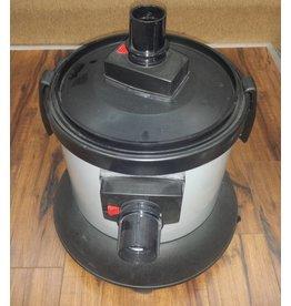 Central Vacuum 5 Gallon Dirt Separator