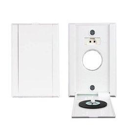 **NLA** Old Style Electra Valve Full Door (Dual Volt) - White