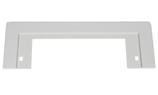 Canplas Canplas CanSweep w/ Trim Plate - White