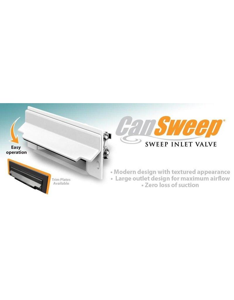 Canplas Canplas CanSweep w/ Trim Plate