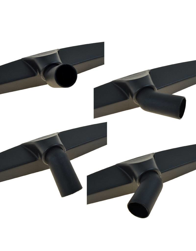 """Centec Fit-All 12"""" Scalloped Carpet Tool"""