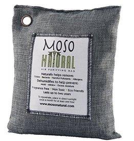 Ecker Enterprises Moso Natural 500G Bag - Charcoal