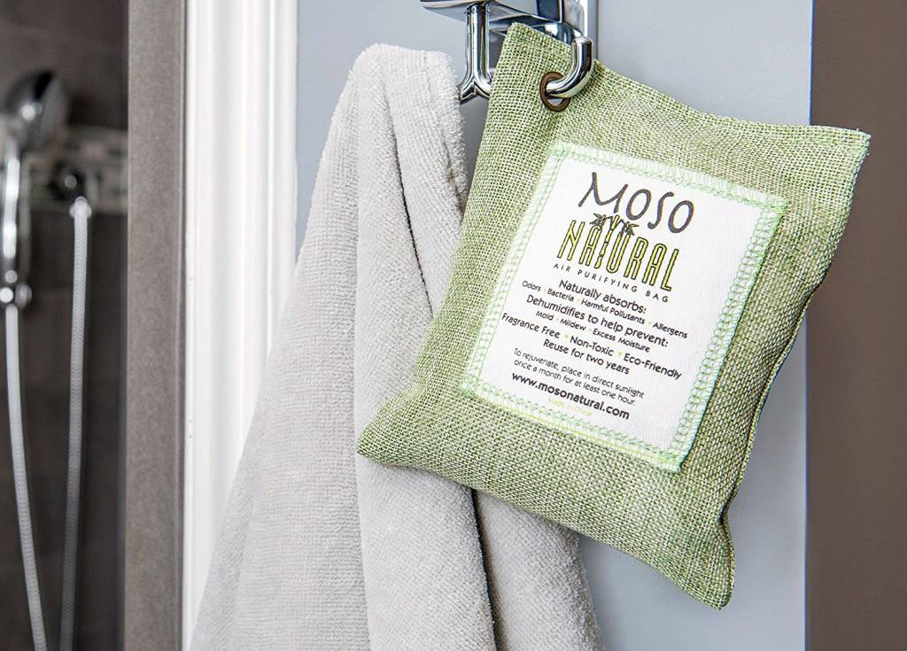 Ecker Enterprises Moso Natural 200G Bag - Green