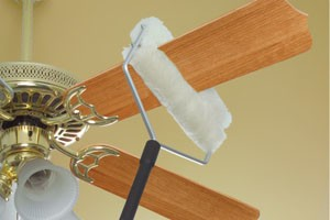 Wool shop ceiling fan duster swiss boy vacuum wool shop wool shop ceiling fan duster aloadofball Images