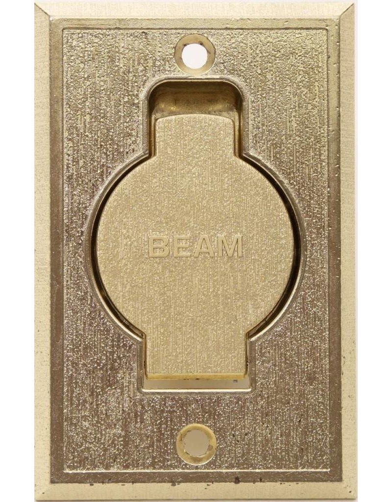 BEAM Beam Metal Valve (Low Volt) - Satin Brass