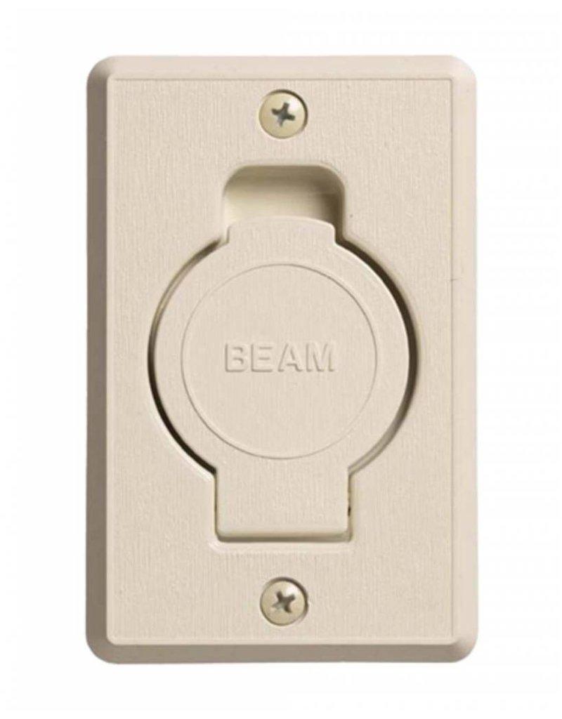 BEAM Beam Round Door Valve (Low Volt) - Bisque / Almond
