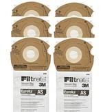 "3M Filtrete 3M Type ""AS"" Bags - Box of 6"