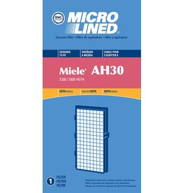 DVC DVC Miele AH30 Post HEPA Filter S300/S800