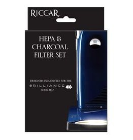 Tacony Riccar HEPA Filter Set for BRLP