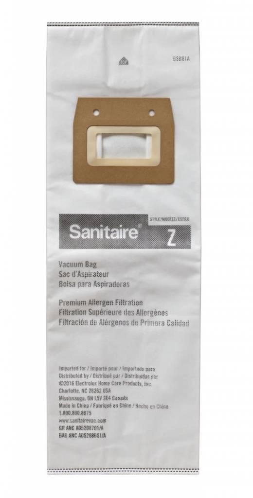 "Sanitaire Sanitaire Style ""Z"" HEPA Bag (5pk)"