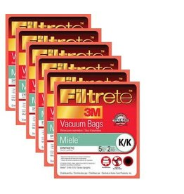 Filtrete Filtrete Miele K/K Synthetic Bag (Box of 6)