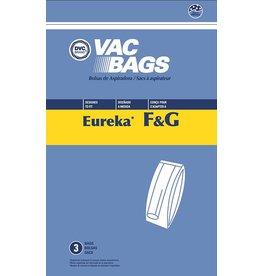 """Electrolux DVC Eureka & Sanitaire """"F&G"""" Bags (3pk)"""