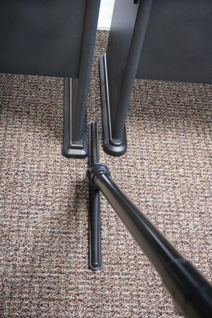 "Centec CentTec 15"" Sidewinder Carpet Tool - 1.25"" (32mm) Neck"