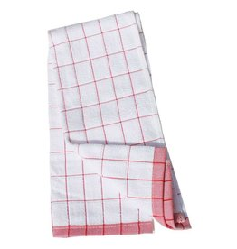 E-Cloth E-Cloth Kitchen Towel - Classic Check Red