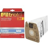 "Electrolux Filtrete 3M Eureka Style ""MM"" Bag - Box of 6"
