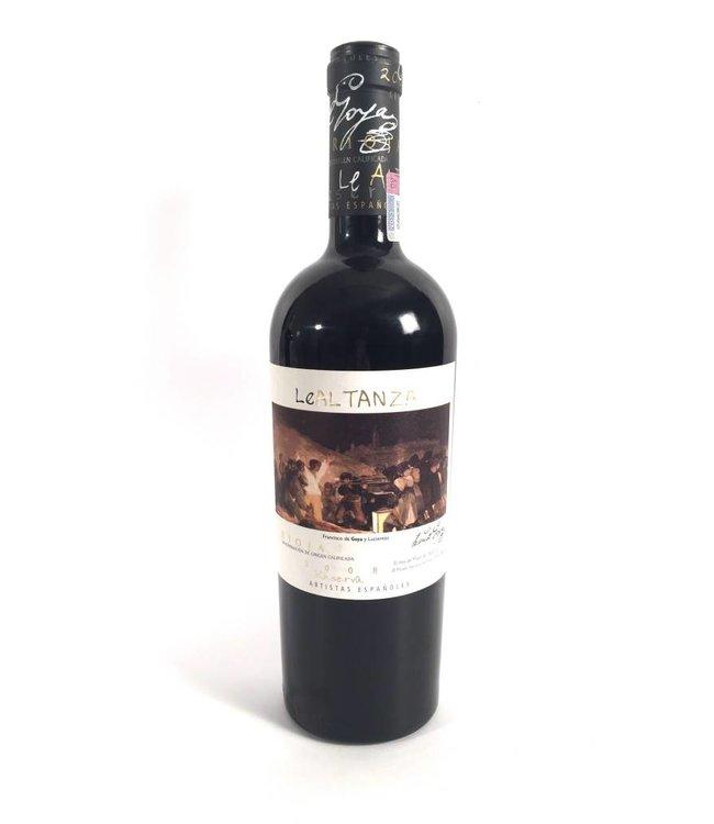 Bodegas Altanza Lealtanza Reserva Goya 750 ml