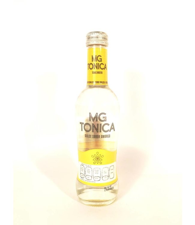 Agua Tónica MG Botella