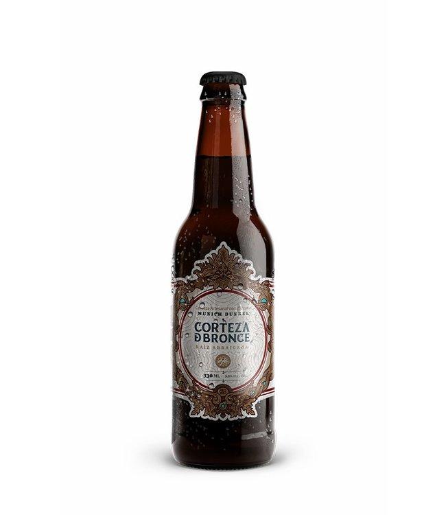 Cervecería Heroica Cerveza Corteza de Bronce 355ml.