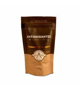 Good Luka Antioxidantes 60 cápsulas 500mg.