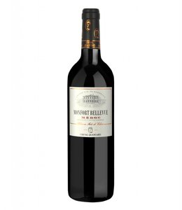 Cheval Quancard Monfort Bellevue Médoc 750ml