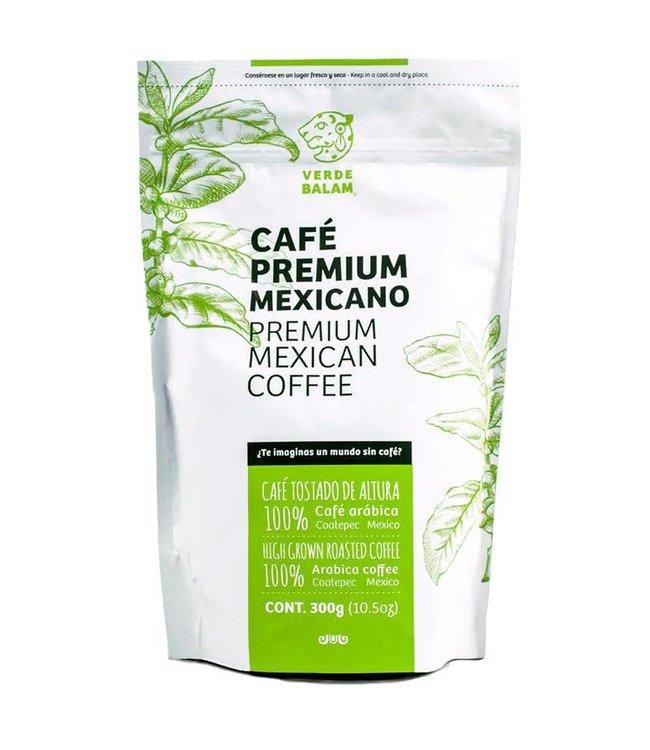 Verde Balam Café Premium de Coatepec 300g