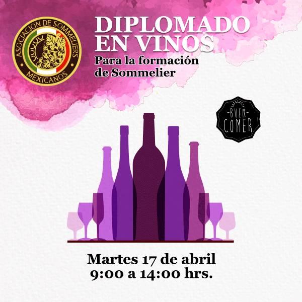 Patrocinamos el segundo Diplomado de Sommeliers en Veracruz