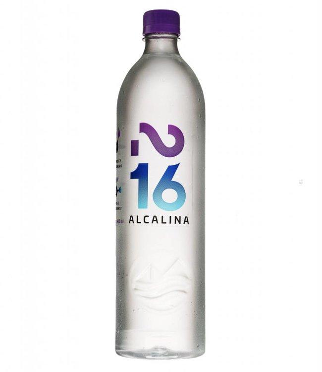 L'O WATER Agua Alcalina DOS16 900ml