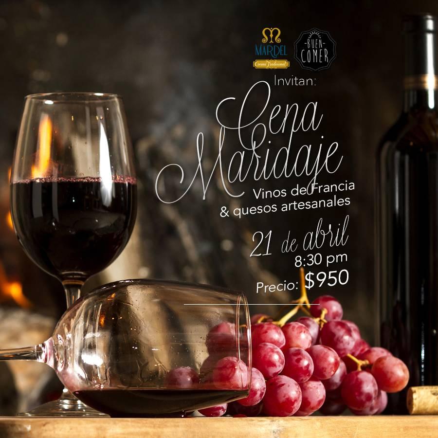 Cata Maridaje: Experimenta la gastronomía de Veracruz y Francia