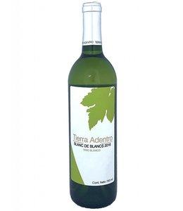 Tierra Adentro Merlot Blanc des Blancs Viognier y Chardonnay