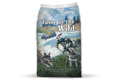 Taste of the Wild Taste of the Wild Pacific Stream Puppy 15lb Grain Free Dry Dog Food