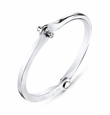 Silver Handcuff Collection