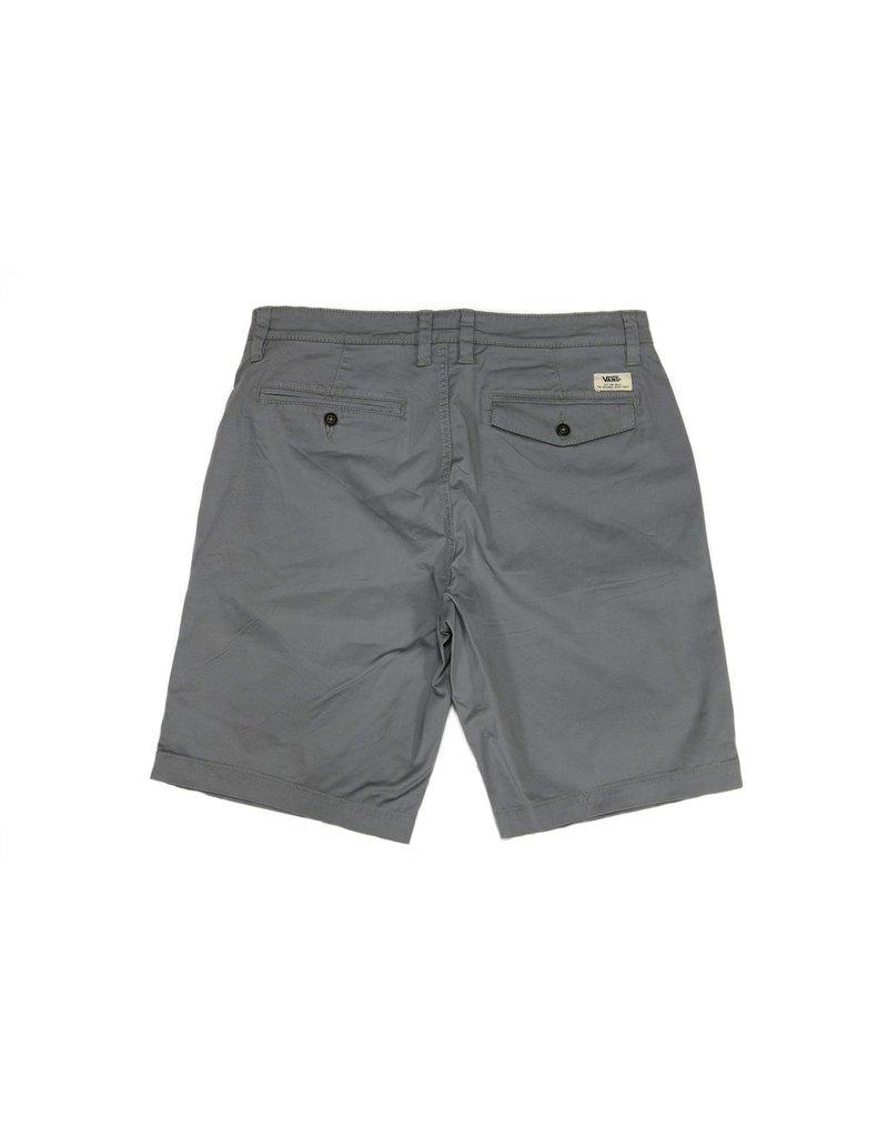vans shorts Grey