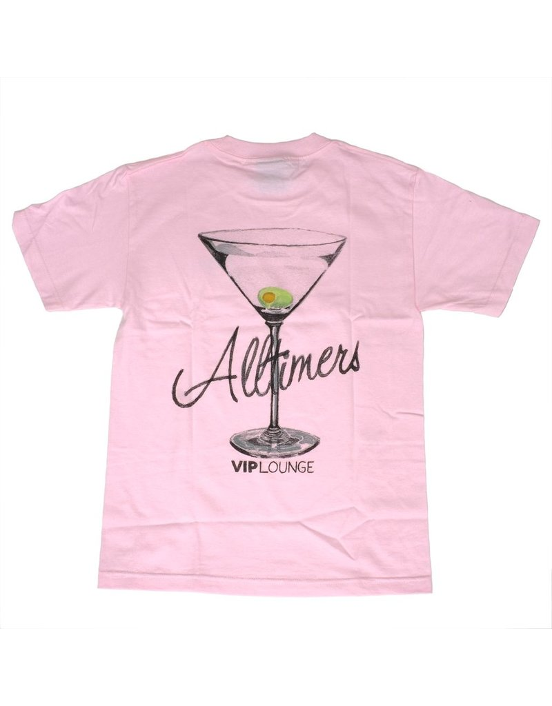 Alltimers Alltimers // Watercolor Logo Tee