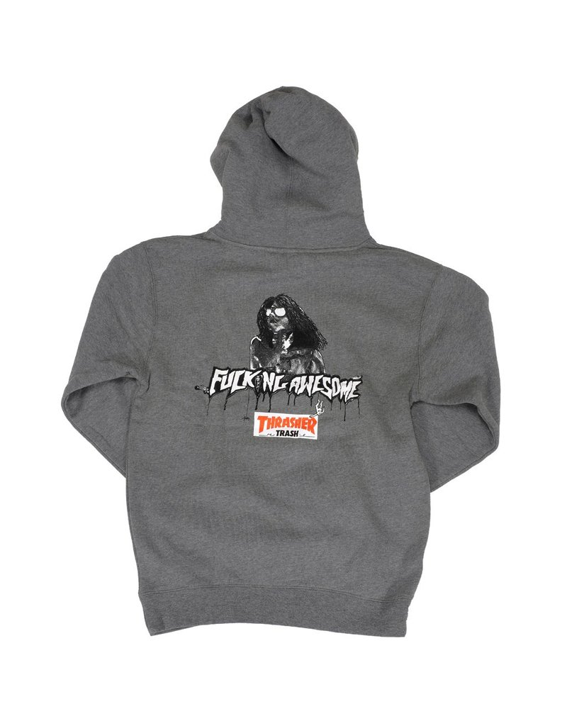Fucking Awesome Fucking Awesome x Thraser // Trash Me Hoodie