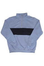 Polar Polar // Block Zip Sweatshirt