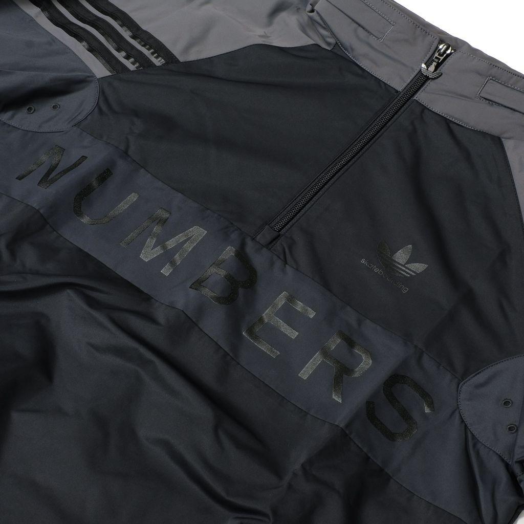 Adidas Adidas // Numbers Track Top