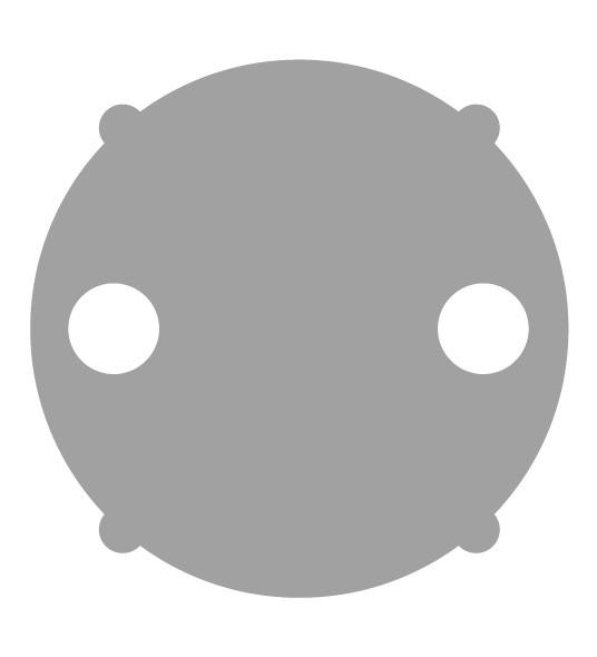 Astera Astera 30° Diffuser lens