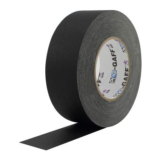 Cloth Tape 48mm x 25m - Matt Black